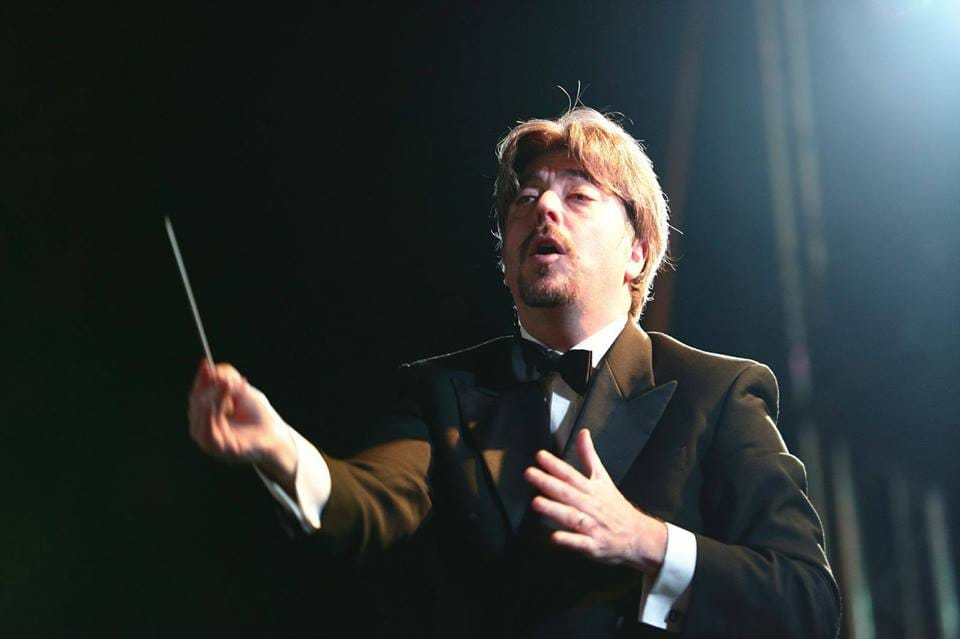 Maestro Antonello Cascone